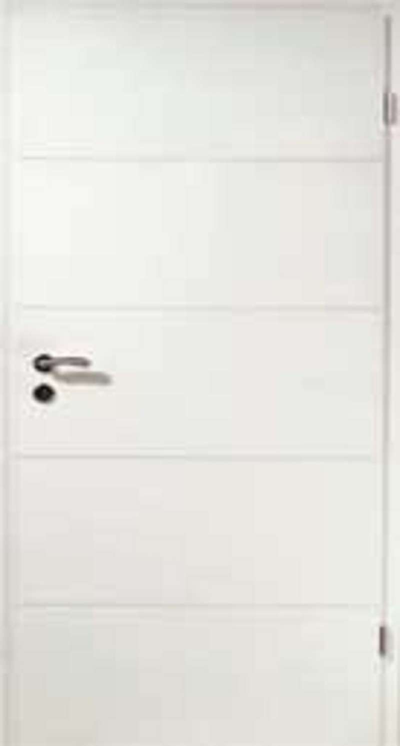 Zimmertür weißlack  PRÜM Zimmertür Royal RY-251 Weißlack RSP 98,0 DIN L | eBay